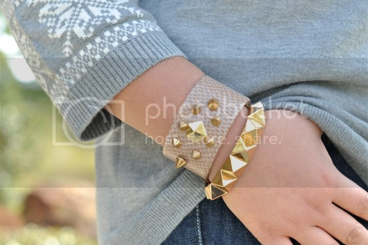 Curvy Girl Chic Plus Size Fashion Casual Outfit Studded Jewelry