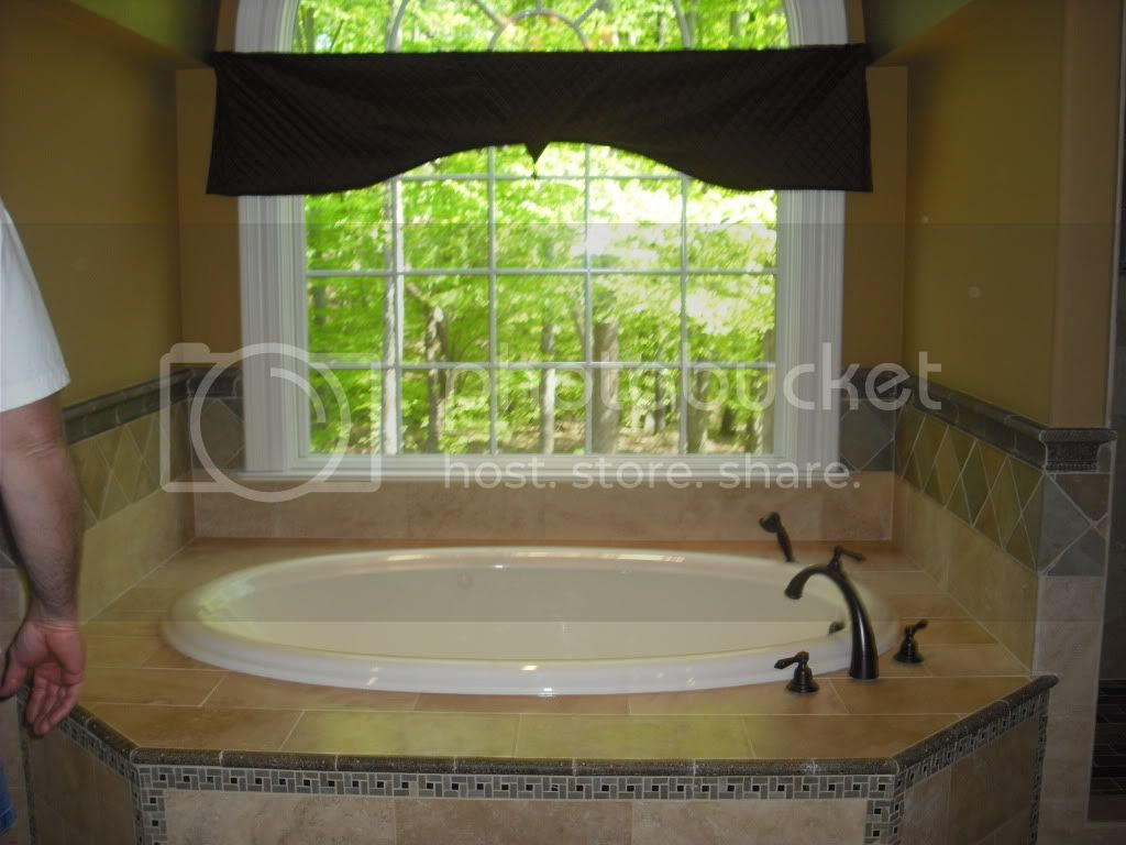 Masculine House-Master Tub